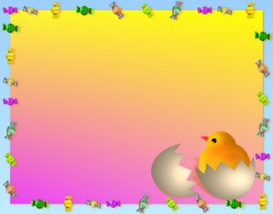 Background Easter 3