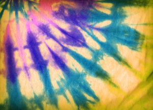 Tie Dyed Colours